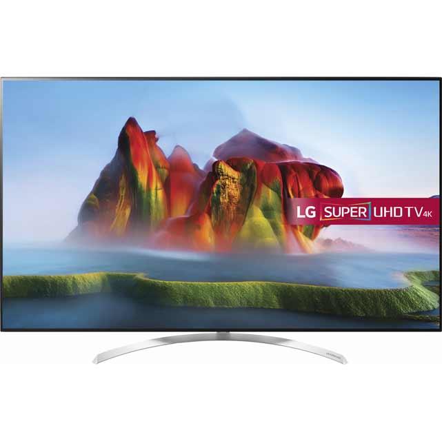 LG 65SJ850V Led Tv in Silver