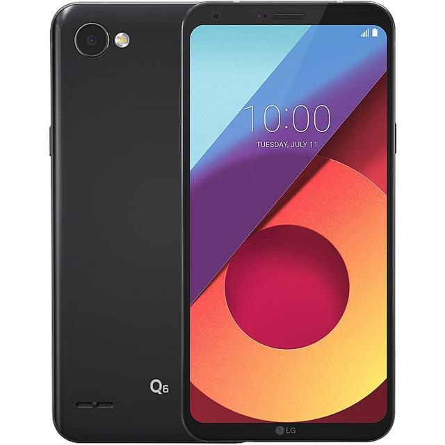 LG Mobile LGM700N.AGBRBK Mobile Phone in Black