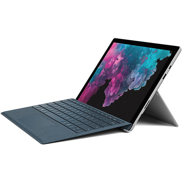 "Microsoft Surface Pro 6 12.3"" 2-in-1 Laptop [2018] - Silver - LGP-00002 - 1"