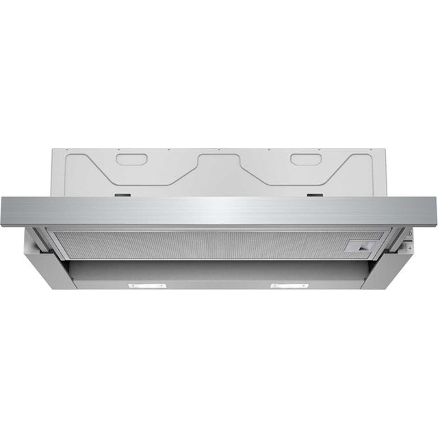 Siemens IQ-300 60 cm Telescopic Cooker Hood - Silver - A Rated