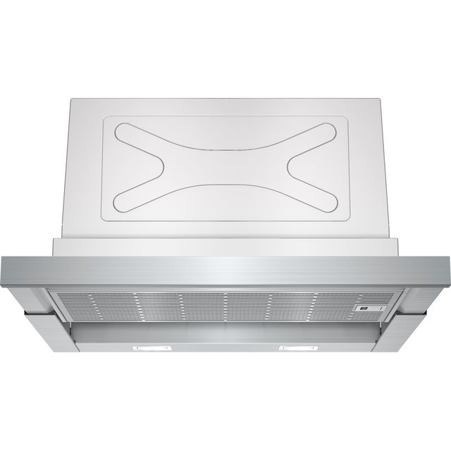 Siemens LI67SA560B 60 cm Telescopic Cooker Hood - Stainless Steel - A Rated - LI67SA560B_SS - 1