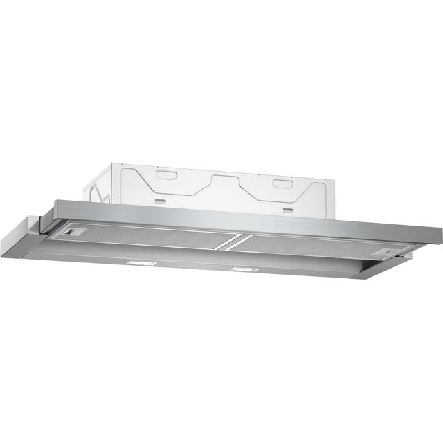 Siemens IQ-300 LI94MA530B 90 cm Telescopic Cooker Hood - Metallic - A Rated - LI94MA530B_MT - 1