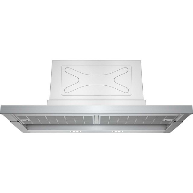 Siemens LI97SA560B 90 cm Telescopic Cooker Hood - Stainless Steel - A Rated - LI97SA560B_SS - 1