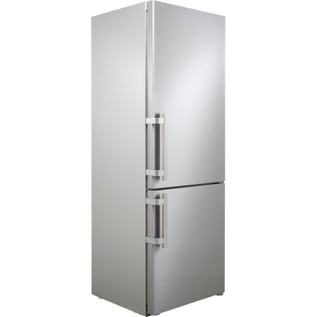Liebherr Comfort CNef5735 70/30 Frost Free Fridge Freezer - Steel - A+++ Rated