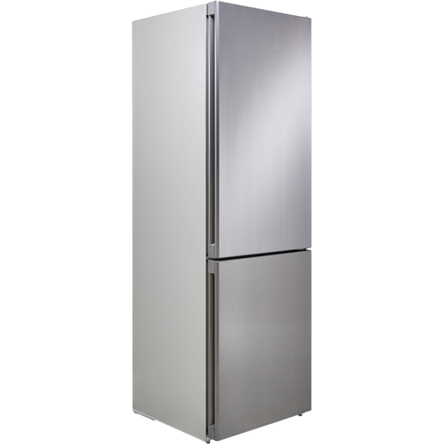Image of Liebherr CNel4313 60/40 Frost Free Fridge Freezer - Stainless Steel Effect - A++ Rated