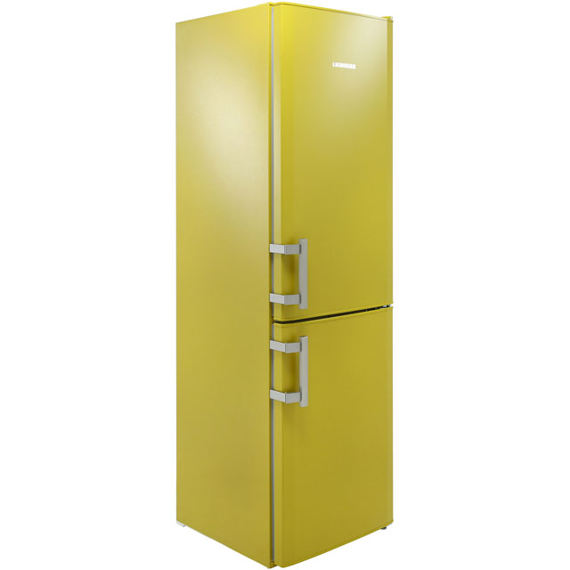 Liebherr CUag3311 60/40 Fridge Freezer - Green - A++ Rated - CUag3311_GR - 1