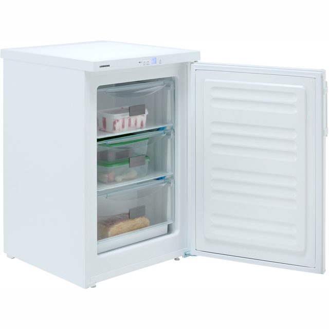 Liebherr G1223 Under Counter Freezer - White - G1223_WH - 4
