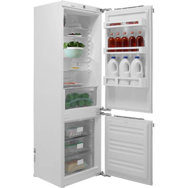 Liebherr ICUN3324 Integrated 60/40 Frost Free Fridge Freezer with Fixed Door Fixing Kit - White - A++ Rated - ICUN3324_WH - 1