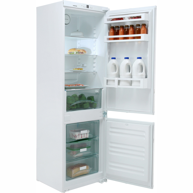 Liebherr Integrated 60/40 Fridge Freezer with Sliding Door Fixing Kit - White - A++ Rated