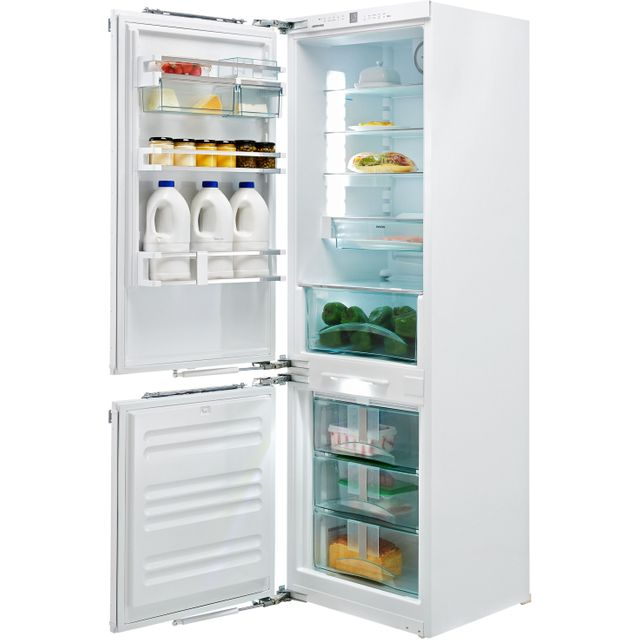 Image of Liebherr SICN3386 Integrated 60/40 Frost Free Fridge Freezer with Fixed Door Fixing Kit - White - A++ Rated