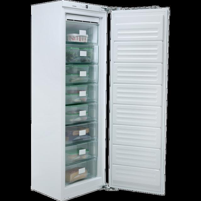 Liebherr SIGN3524 Built-in NoFrost 213 litre Comfort Freezer White with Automatic SuperFrost Function and VarioSpace, Reversible Door with Door-on-door System, 60cm Width
