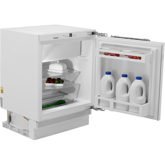 Liebherr UIK1514 Integrated Under Counter Fridge - Fixed Door Fixing Kit - White - A++ Rated - UIK1514_WH - 1