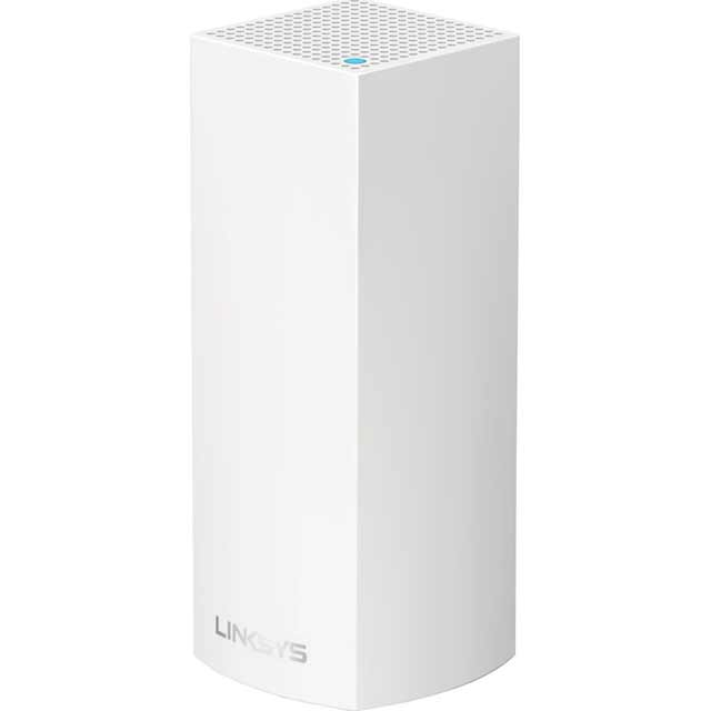 Linksys Velop Whole Home Mesh System - Pack Of 1 Tri Band Mesh System