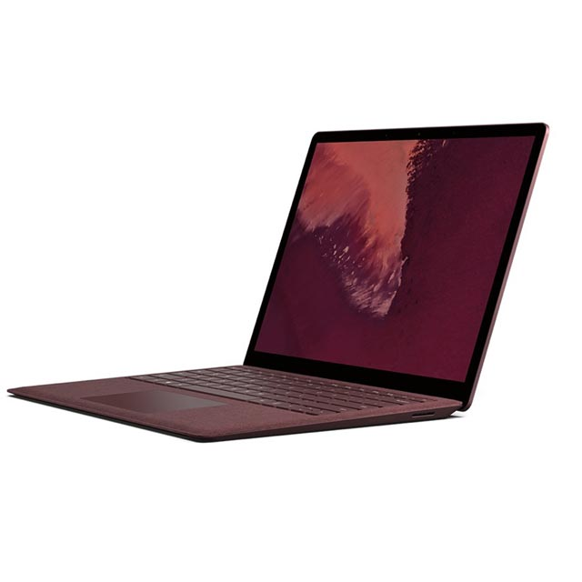 "Microsoft 13.5"" Laptop Intel® Core™ i7 8GB RAM - Burgundy"