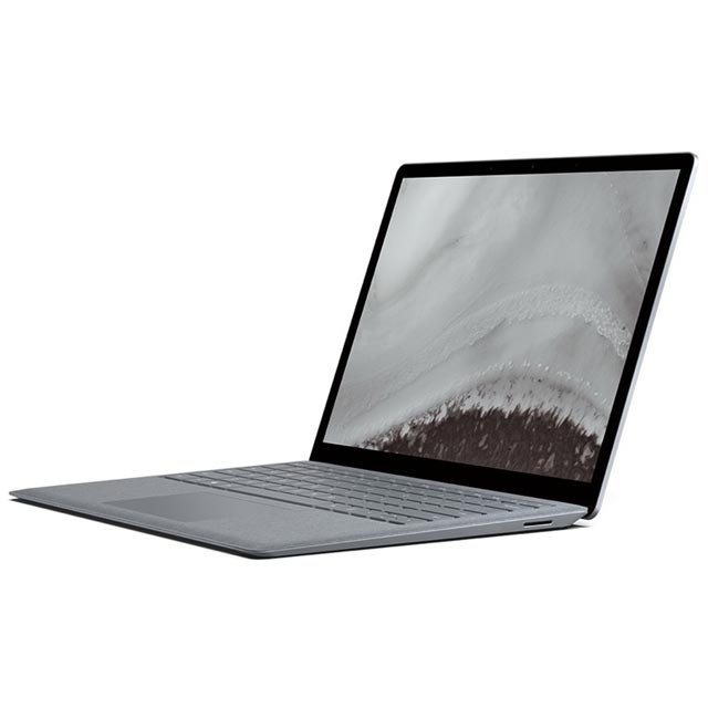 "Microsoft Surface Laptop 2 13.5"" Laptop - Platinum - LQS-00003 - 1"
