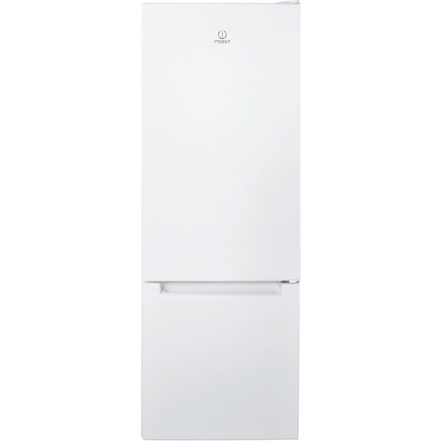 Indesit LR6S1W.1 70/30 Fridge Freezer - White - A+ Rated - LR6S1W.1_WH - 1
