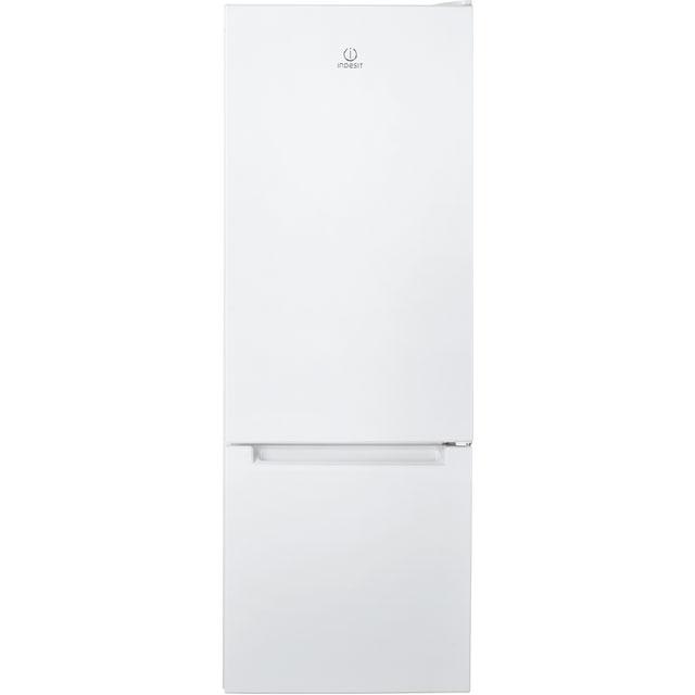 Indesit LR6S1W Fridge Freezer - White