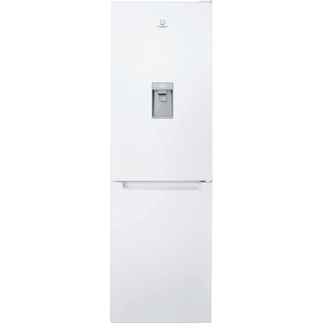 Indesit LR8S1WAQ.1 60/40 Fridge Freezer - White - A+ Rated - LR8S1WAQ.1_WH - 1