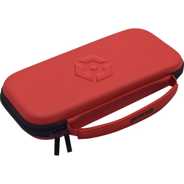 Image of Gioteck Essential Starter Pack For Nintendo Switch - Red