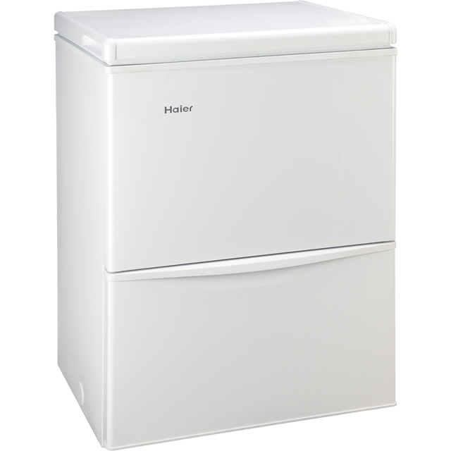 Haier LW-110R Chest Freezer - White - A+ Rated - LW-110R_WH - 1
