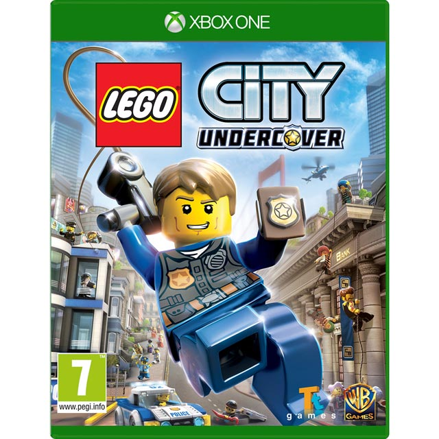 LEGO City Undercover for Xbox One [Enhanced for Xbox One X] - M1REAAWAR20394 - 1