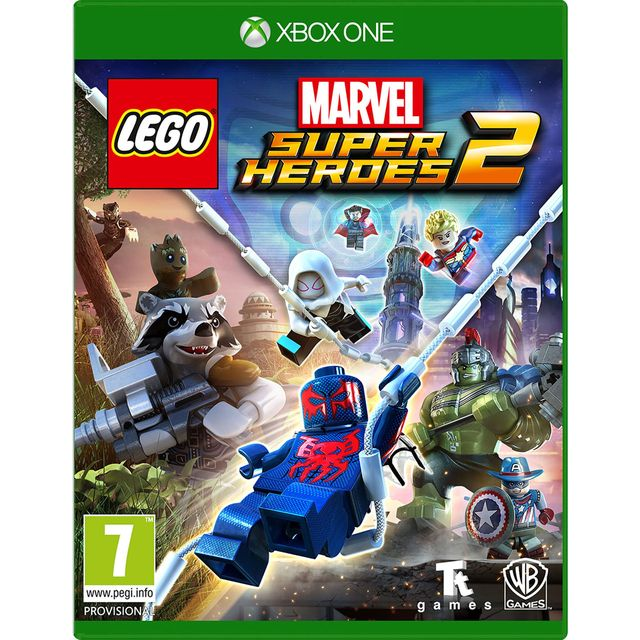 Lego Marvel Superheroes 2 for Xbox One - M1REAAWAR20691 - 1