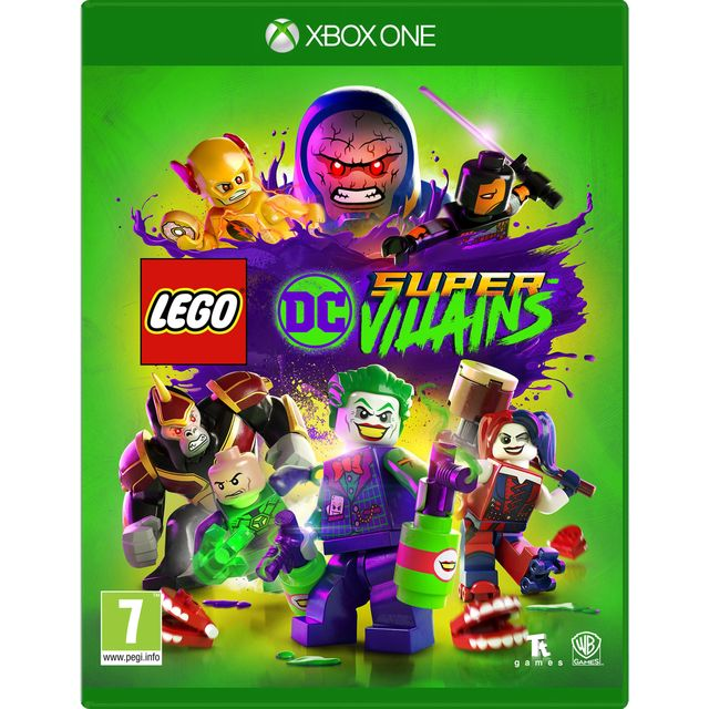 LEGO DC Super-Villains for Xbox One - M1REAAWAR21324 - 1