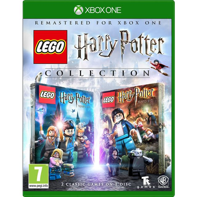 Lego Harry Potter Years 1-7 for Xbox One [Enhanced for Xbox One X]