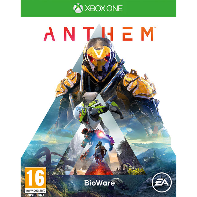 Anthem for Xbox One [Enhanced for Xbox One X] - M1READELE12149 - 1