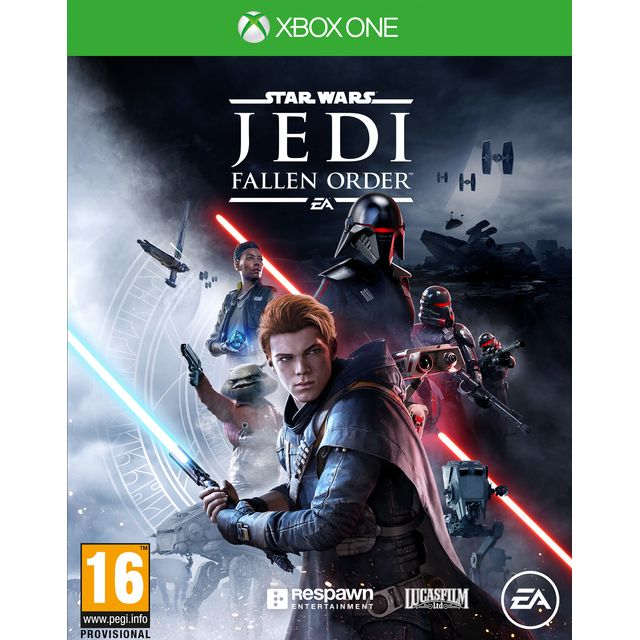 Star Wars Jedi Fallen Order for Xbox One [Enhanced for Xbox One X] - M1READELE12244 - 1
