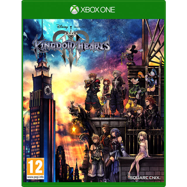 Kingdom Hearts III for Xbox One [Enhanced for Xbox One X]