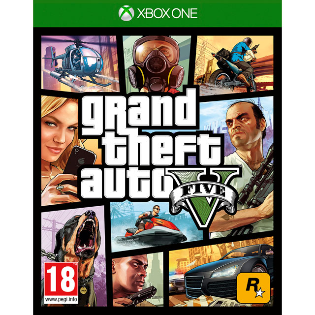 Grand Theft Auto V for Xbox One [Enhanced for Xbox One X] - M1READTAS28407 - 1