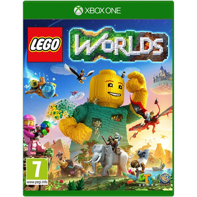 Lego Worlds for Xbox One - M1READWAR20396 - 1