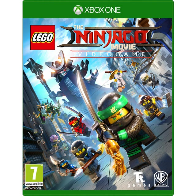LEGO Ninjago Movie Videogame for Xbox One
