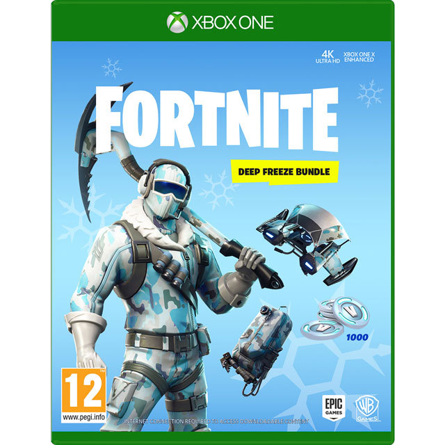 FORTNITE: Deep Freeze Bundle for Xbox One - M1READWAR21904 - M1READWAR21904 - 1