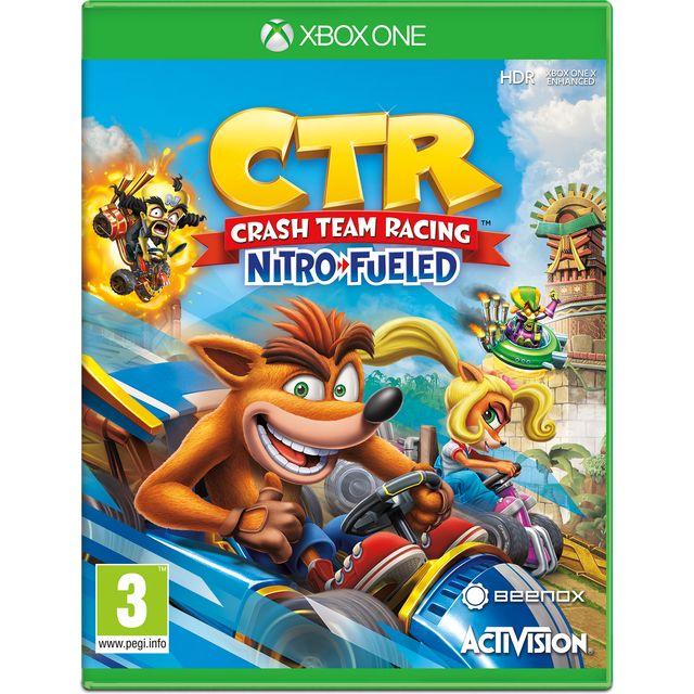 Crash Team Racing Nitro-Fueled for Xbox One