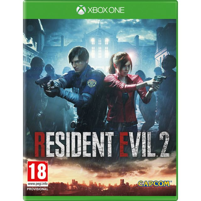 Resident Evil 2 for Xbox One [Enhanced for Xbox One X] - M1REARCAP98722 - 1