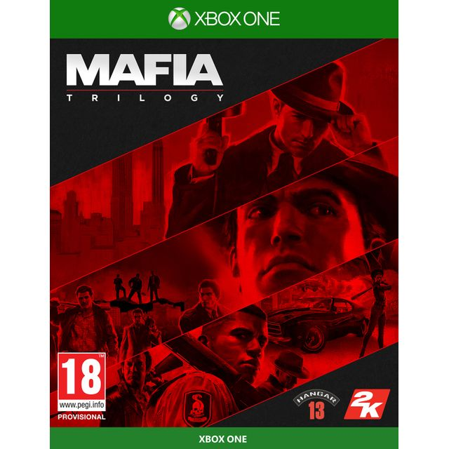 Mafia: Trilogy for Xbox