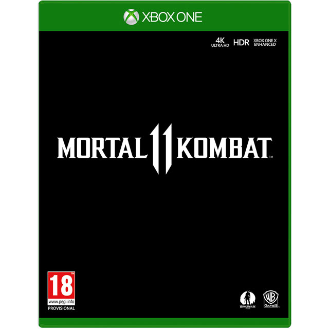 Mortal Kombat 11 for Xbox One [Enhanced for Xbox One X] - M1REBEWAR21945 - 1