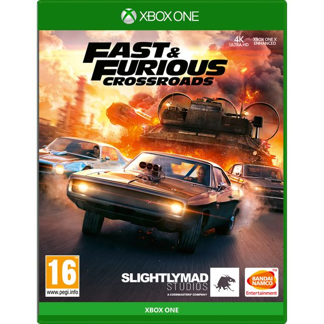 Fast and Furious: Crossroads for Xbox One [Enhanced for Xbox One X]