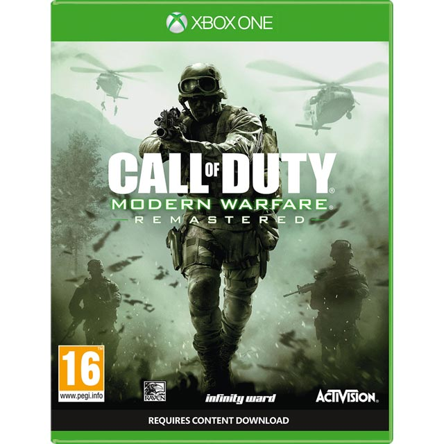 Xbox Games Call Of Duty M1REFPACT21455 Games
