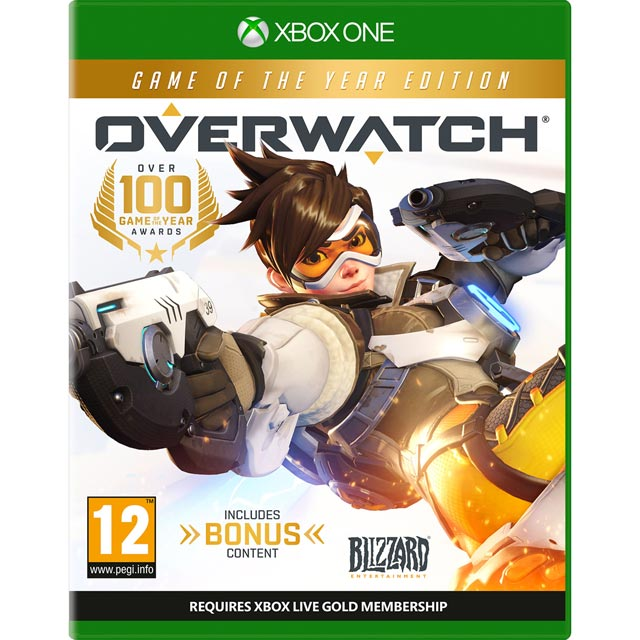 Overwatch: Game Of The Year for Xbox One - M1REFPACT21669 - 1
