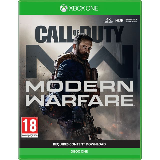 Call of Duty: Modern Warfare for Xbox One [Enhanced for Xbox One X]