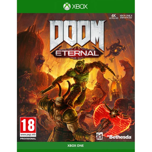 Doom Eternal for Xbox One [Enhanced for Xbox One X]
