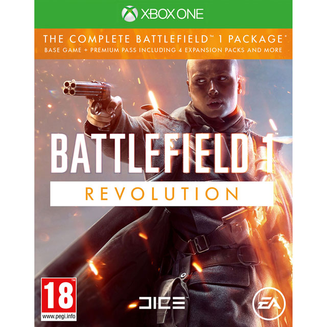 Battlefield 1 Revolution for Xbox One - M1REFPELE12242 - 1