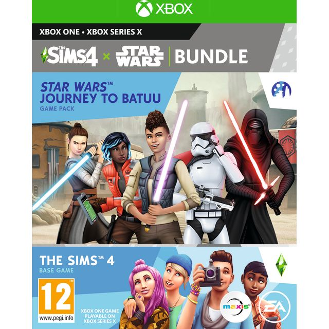 The Sims 4 Star Wars: Journey To Batuu Bundle for Xbox