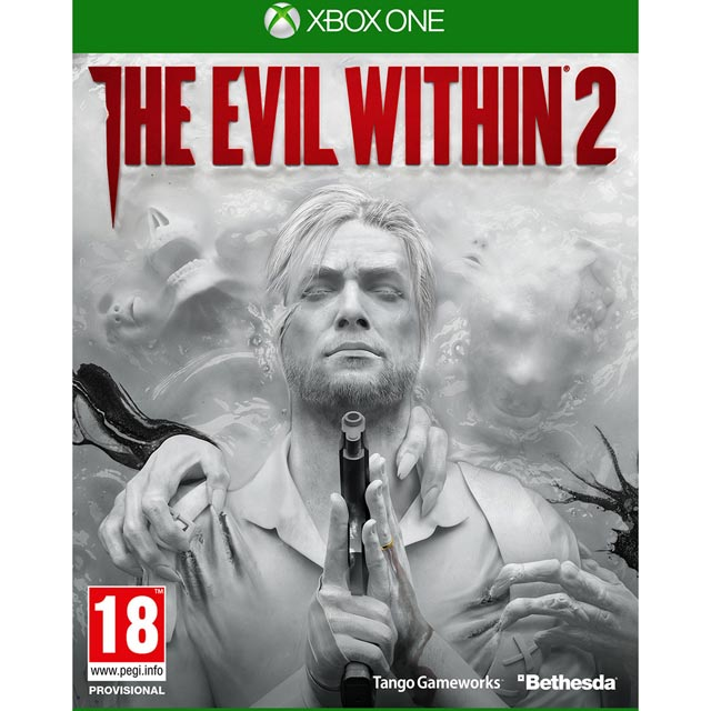 The Evil Within 2 for Xbox One - M1REHRBET41649 - 1