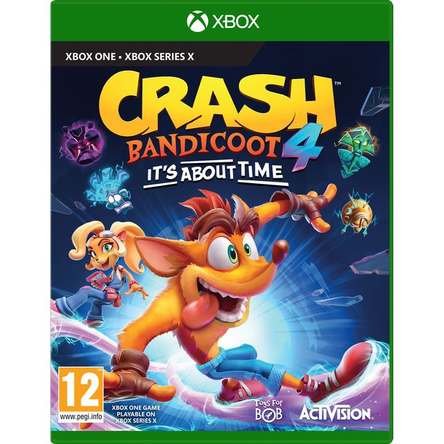 Crash Bandicoot 4: It�s About Time for Xbox One