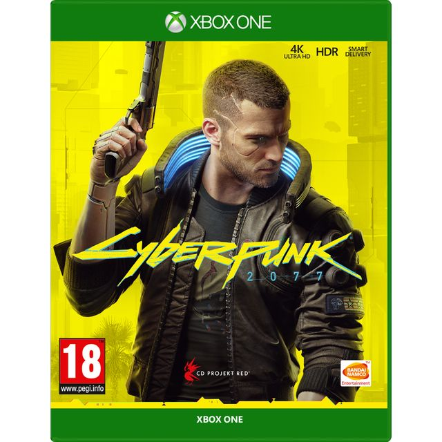 Cyberpunk 2077 for Xbox One [Enhanced for Xbox One X]