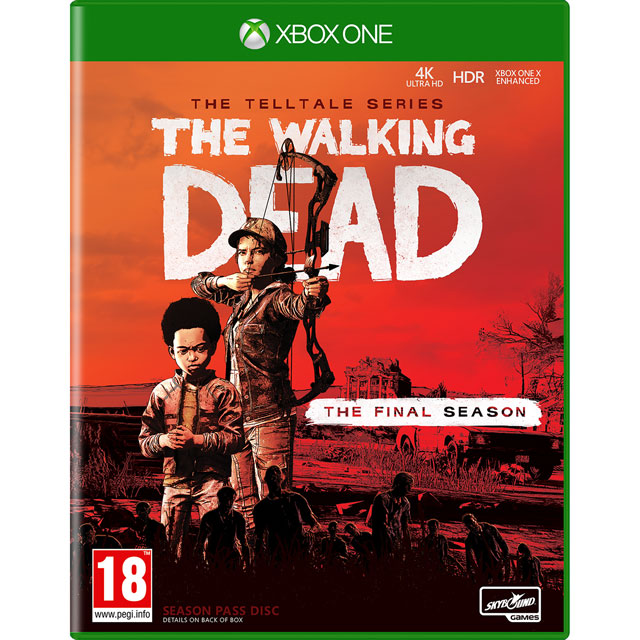 The Walking Dead: The Final Season for Xbox One - M1RERPSKY03059 - M1RERPSKY03059 - 1